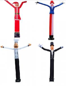 Tube Dancer Characters